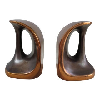 Ben Seibel Bookends - a Pair For Sale