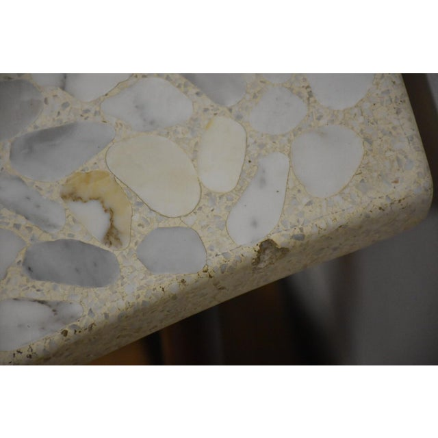 Harvey Probber Terrazzo End Tables - A Pair For Sale In Boston - Image 6 of 11
