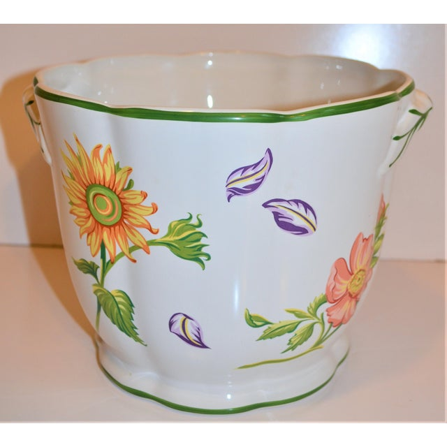 "Vintage Tiffany & Company ""Petals"" Cachepot For Sale - Image 13 of 13"