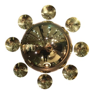 Paavo Tynell Sconce or Ceiling Fixture (Three Available) For Sale