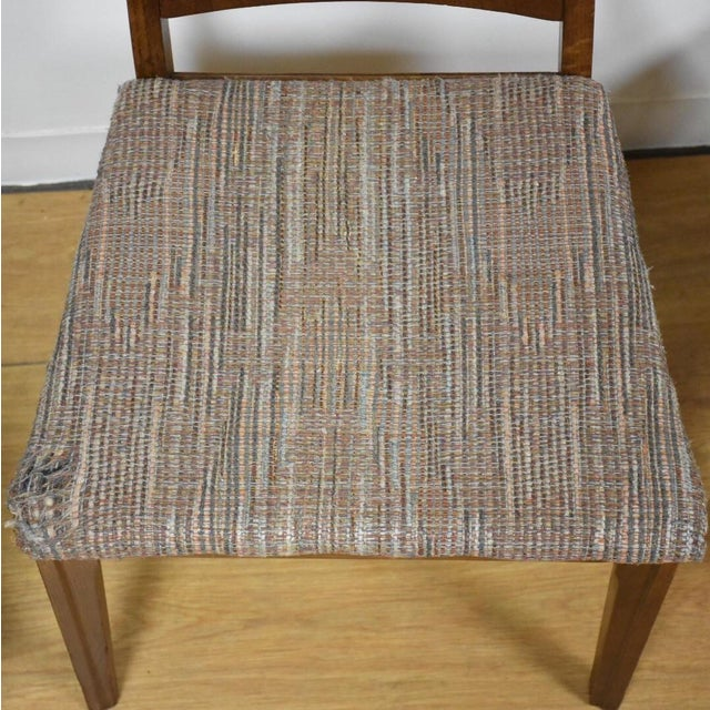 Mid-Century Keller Dining Chairs - Set of 4 - Image 6 of 11