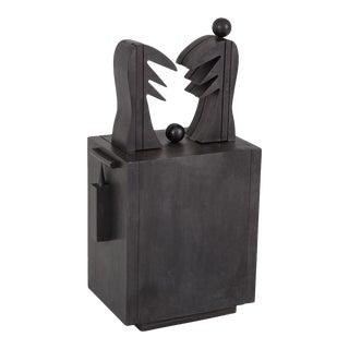 CoBrA Art Sculpture 'Oizal' by Serge Vandercam For Sale