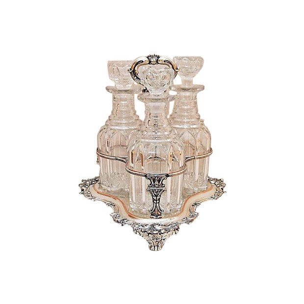 Triple Decanter Caddy - Image 1 of 5
