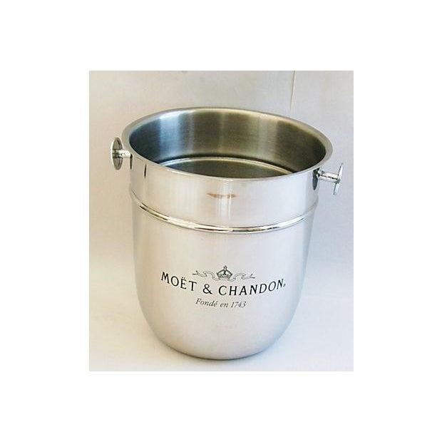 Vintage French Moët & Chandon Champagne Chiller - Image 6 of 8