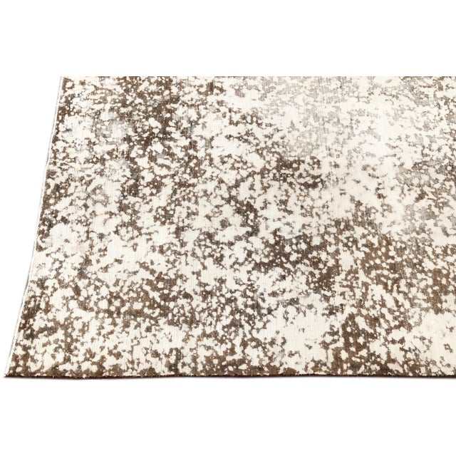 """1960s Vintage Overdyed Rug, 8'0"""" X 11'1"""" For Sale - Image 5 of 9"""
