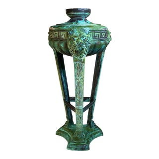 19th Century French Architectural Bronze Element For Sale