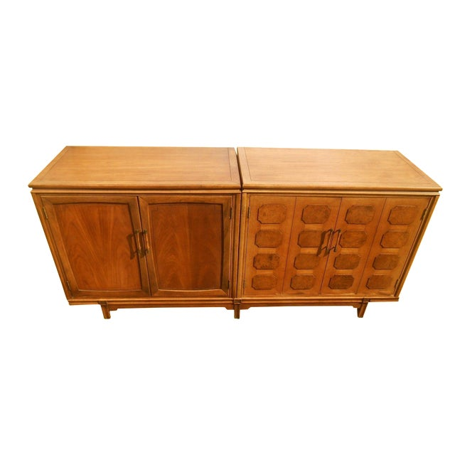 Thomasville Mid-Century Modern Floating Credenza - Image 1 of 7