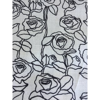 Hable Construction Trellis Fabric - 2 Yards For Sale