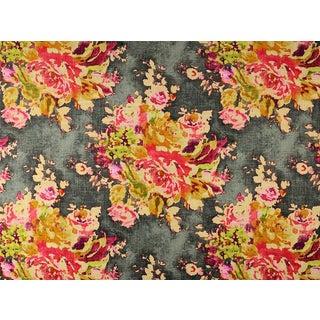 "Covington n.y ""Venus"" Linen Fabric Bty For Sale"
