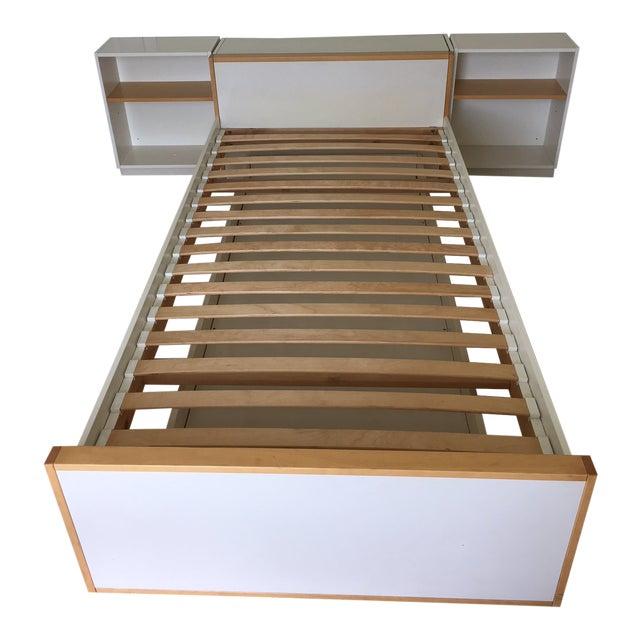 Mid-Century Finnish Muurame Modular Trundle Bedroom Set For Sale