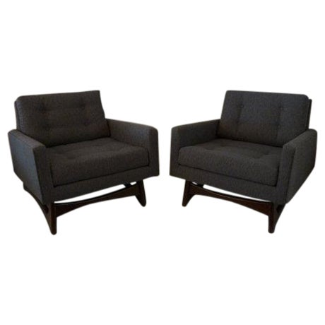 Mid-Century Adrian Pearsall Chairs - A Pair For Sale