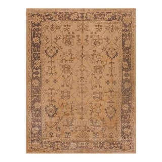 """Oushak Antique Rugs 7'0"""" X 10'4"""" For Sale"""