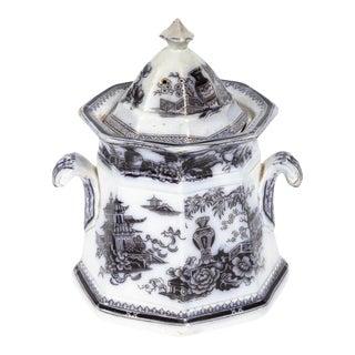 Small Transfer Ware Pot For Sale