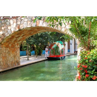 "Josh Moulton ""Canal in Mexico"" Photo For Sale"