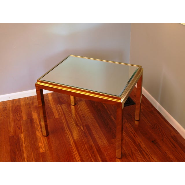 Willy Rizzo Style Occasional Table - Image 2 of 5