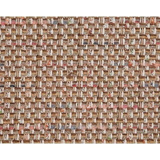 Hinson for the House of Scalamandre Confetti Fabric in Tan For Sale