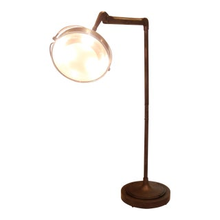 Monumental Medical/Surgical Examination Lamp For Sale