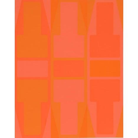 """T Series (Orange)"" Arthur Boden Serigraph - Image 3 of 3"