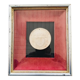 1920s Early 20th Century Framed Intaglio For Sale