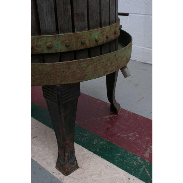 Mid 19th Century 19th Century Wine Press From Eger, Hungary For Sale - Image 5 of 6