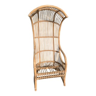 Bamboo Hood Chair For Sale