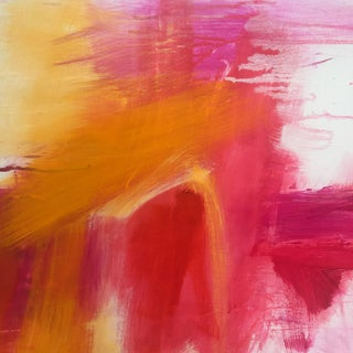 """""""Morning Glory"""" by Trixie Pitts Large Abstract Expressionist Oil Painting Preview"""