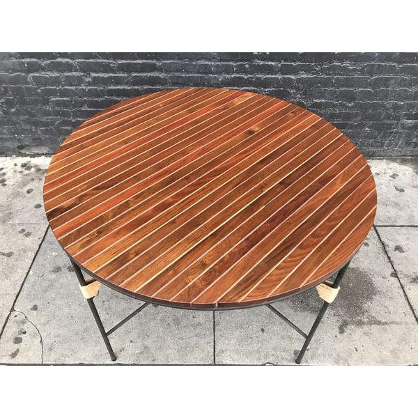 Arthur Umanoff Beautiful Mid Century Modern Dining Set by Arthur Umanoff For Sale - Image 4 of 9
