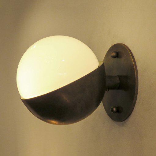 Vilhelm Lauritzen Radiohuset Wall Lamp - Image 7 of 9