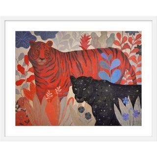 "Medium ""Secret Garden"" Print by Martyna Zoltaszek, 29"" X 23"" For Sale"