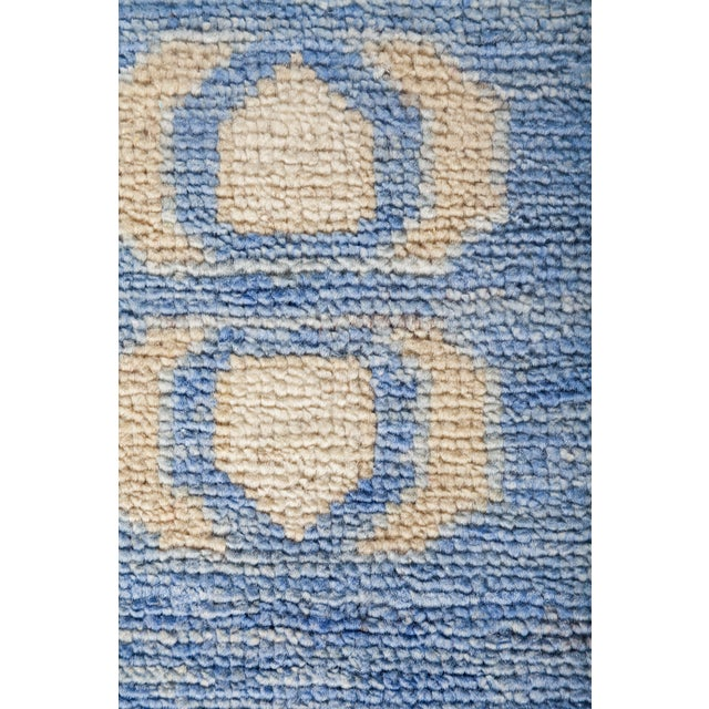 "Khotan Hand Knotted Area Rug - 9' 10"" X 13' 2"" - Image 3 of 4"