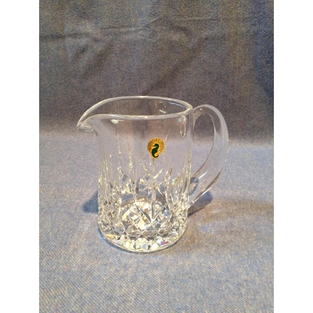 Waterford Crystal Lismore 1.5 Pint Pitcher - Image 2 of 4