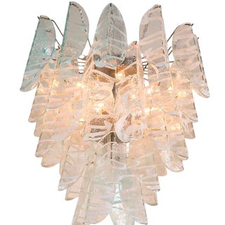 Spectacular Murano Glass Chandelier For Sale