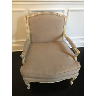 Late 20th Century Baker Furniture Bergere Style Armchair Preview