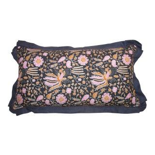 Mid Century Batik Pillow
