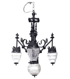 Image of Gothic Revival Chandeliers
