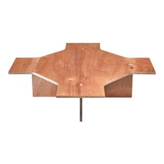 Angelo Mangiarotti Rare Cruciform Table, Italy, 1960s For Sale