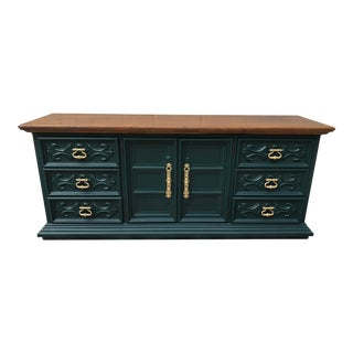 Drexel Heritage Velegro Triple Dresser For Sale