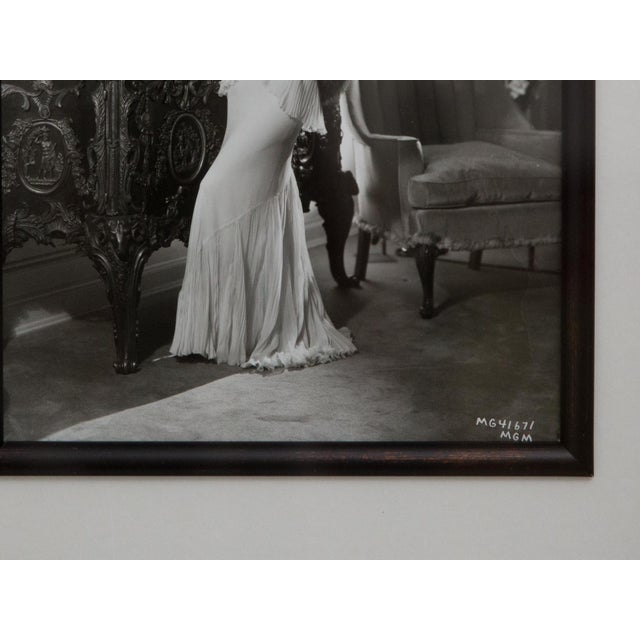 George Hurrell George Hurrell Original Signed Photograph of Hollywood Actress Jean Harlow For Sale - Image 4 of 7