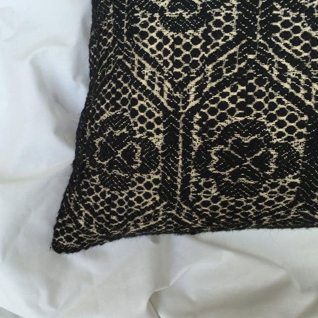 Woven Kilim Pillow - Image 3 of 6