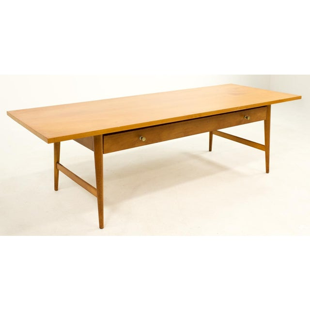 Mid-Century Modern Paul McCobb Planner Group Coffee Table For Sale - Image 11 of 11