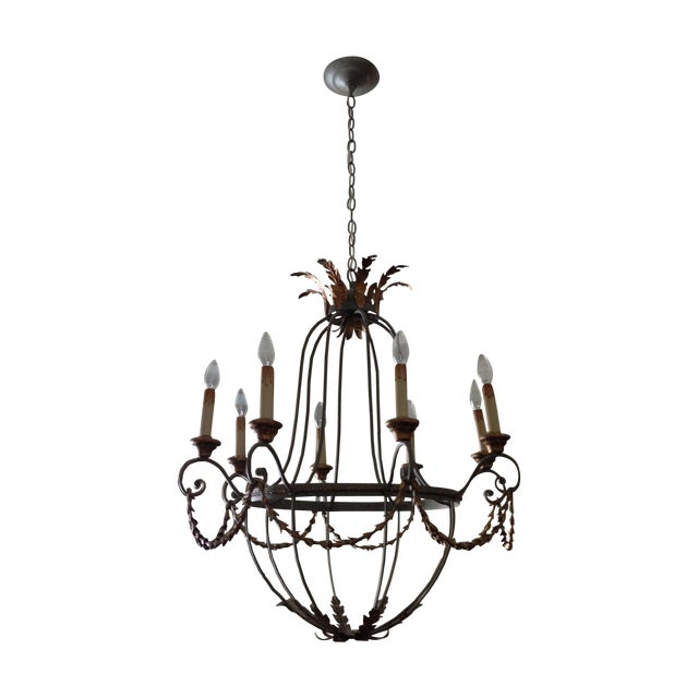 Currey and Company 9948 Elegance Chandelier For Sale
