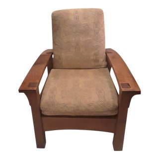 Stickley Bow Arm Chair