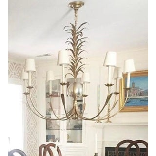 e.f. Chapman for Visual Comfort Gramercy Chandelier Preview