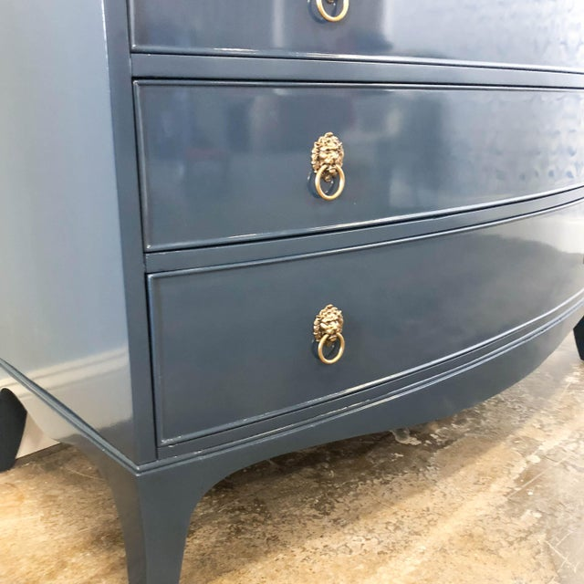 Constructed of solid mahogany wood. Would make an ideal dresser, changing table, bathroom vanity or entryway piece....