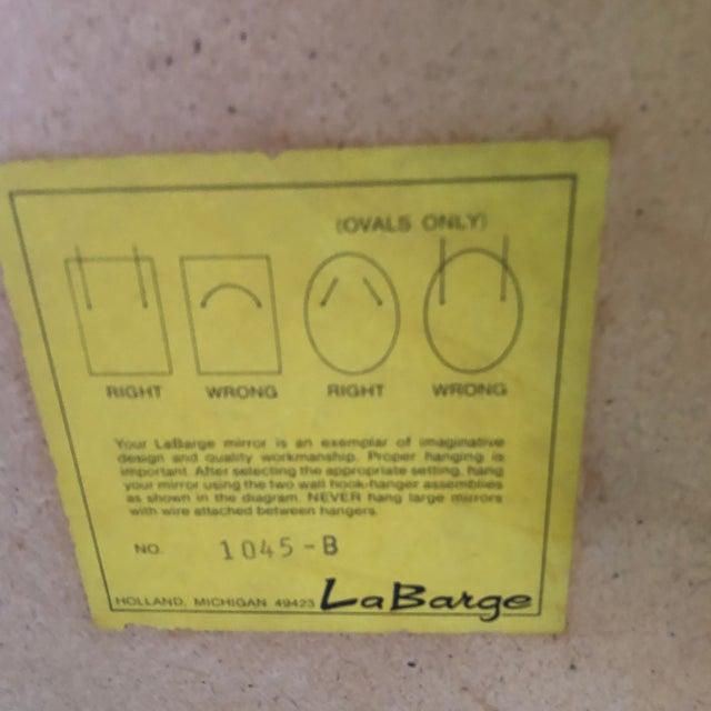 Chinoiserie La Barge Mirror For Sale In Miami - Image 6 of 8