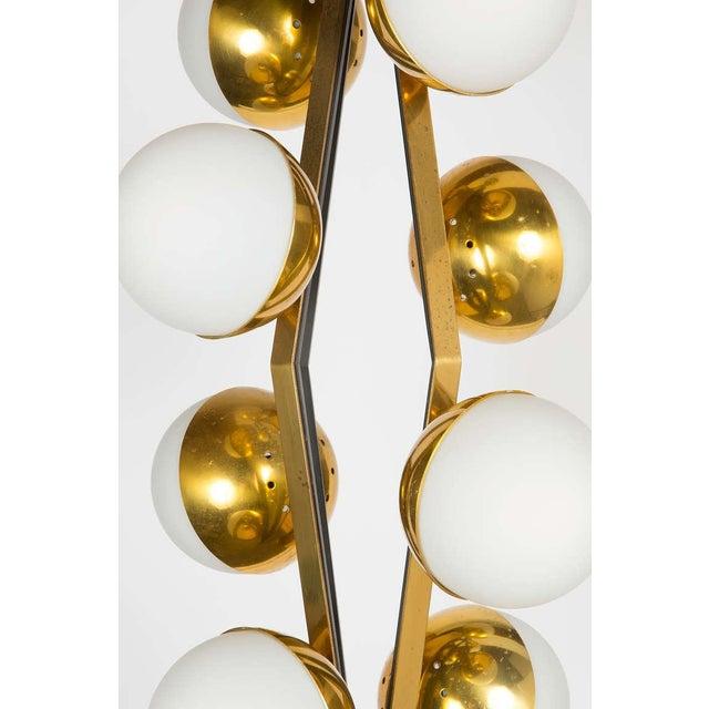 High end stilnovo chandelier decaso stilnovo chandelier image 5 of 9 aloadofball Gallery