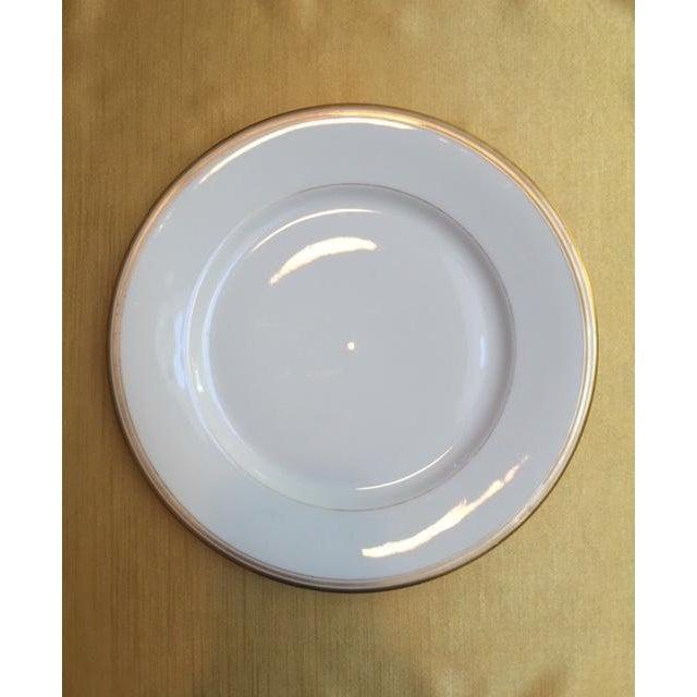 Antique Limoges France Dinner Plates - Set of 6 - Image 2 of 9