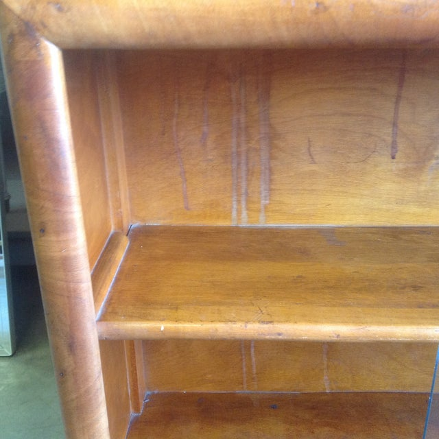 Art Deco Style Wooden Bar Cabinet - Image 11 of 11