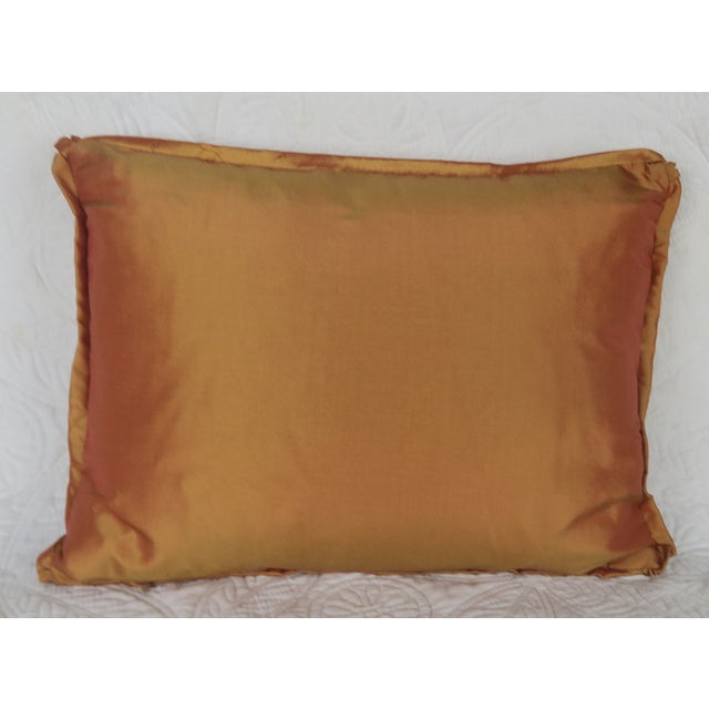 Mariano Fortuny Pair of Fortuny Accent Pillows For Sale - Image 4 of 5