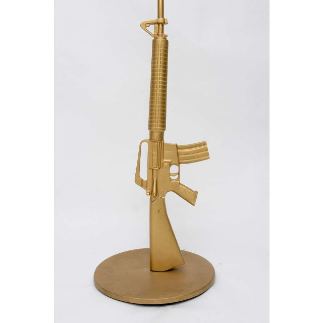 Philippe Starck Philippe Starck Machine Gun Lamp, 20th Century For Sale - Image 4 of 10